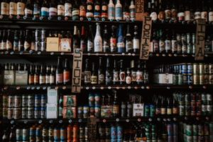 アメリカのスーパーのクラフトビール