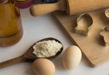 日本の小麦粉の強力粉と薄力粉はアメリカで何という