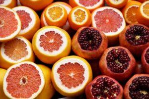 オレンジにも旬がある