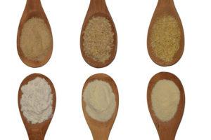 小麦粉の代わりになる粉
