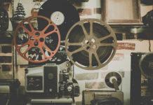 昔の映画館の様子