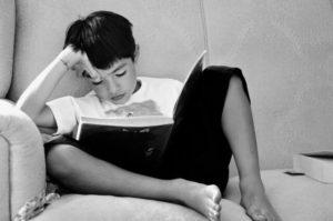読書に没頭