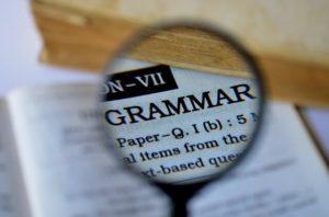 アメリカでTEFL/TESOL「英文の構造に関する分析」