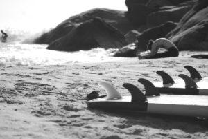 アメリカでサーフィン 意識してみると、見えてくる。意識しないと、見えない。