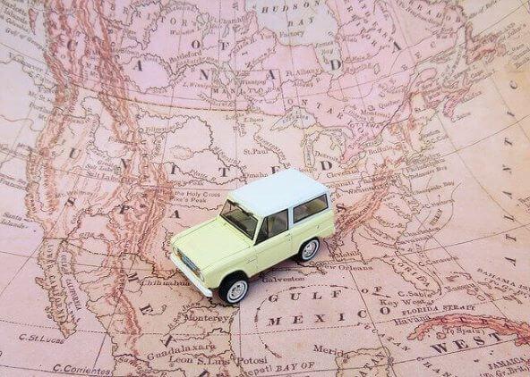 アメリカ生活 先月、急遽旅に出た。片道20時間ロードトリップ!!モンタナ