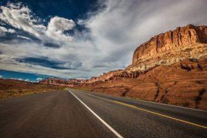 アメリカ生活 先月、急遽旅に出た。片道20時間ロードトリップ!!